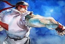 Street Fighter / by Inner Geek