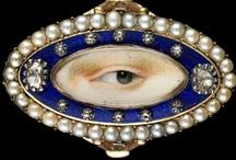 lovers eye jewellery / by mary McCarthy