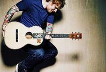 Ed Sheeran / by Angelica