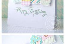 Cards - Cupcakes