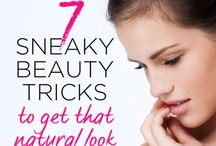 BEAUTY:  hair, make-up etc