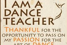 Dance Teacher Ideas / Ideas & tips for dance teachers to incorporate in to their dance classes. Including games, choreography ideas, & lots of dance related inspiration!