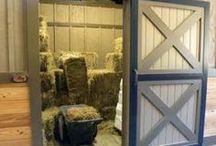 Farms,Barns , Stalls and Fences andTackrooms galor ! / Barns, Barns, We Love Barns !