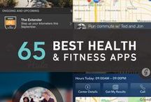 Health Apps: Lists / These lists are some of our starting points for finding our favorite health and wellness apps. / by UK Wellness