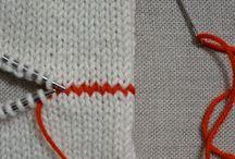 Maille anglaise facile / Des tutos pour tricoter en  Anglais