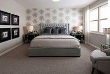 Master Bedroom / Cardel Homes master bedrooms.