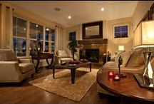 Great Room / Great Rooms by Cardel Homes Calgary