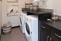 Laundry Room / Cardel Home Laundry Rooms