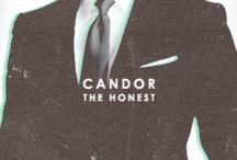 Candor / Those who blamed duplicity formed Candor