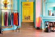 Colorful Interiors by Terra Nova