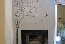 Dream-Art.gr Οικιακοί Χώροι / Ζωγραφική σε Σαλόνι, Υπνοδωμάτιο, Μπάνιο