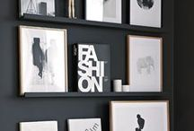 GALLERY WALL DESIGN / GALLERY WALL DESIGN - HOW TO HANG WALL ART - INTERIOR DESIGN INSPIRATION