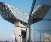 Zaha Hadid in Antwerp / Havenhuis
