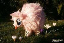 flufflepuff plushie