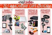 Holiday Gift Guide / Re/code's Holiday Gift Guide