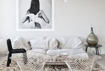 Interior inspiration / Love to get inspired!