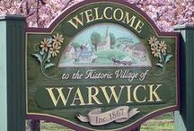 Warwick, NY / Learn a little bit about the town that we are so proud to call home.