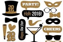 Ring in the New Year! / Use these recipes and party ideas to bring in the New Year in the best way possible!
