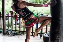 Muay Thai & workout