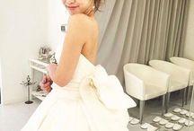 Instagram*人気ウェディングドレス / インスタグラムで人気のウェディングドレス、カラードレスを集めています♡