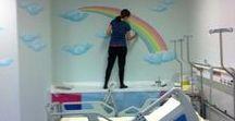 Dream-Art.gr Νοσοκομεία Παίδων / Ζωγραφική σε χώρους νοσηλείας παιδιών