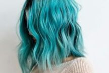 COLORFUL HAIR DON'T CARE / PINK HAIR - PURPLE HAIR - TURQUOISE HAIR - SILVER HAIR - BEAUTY - HAIRSTYLES - COLORFUL HAIR