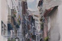 Pinturas de Félix Simões
