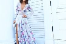 WEDDING GUEST DRESSES / Wedding guest dresses // Dress to wear to a wedding // Summer wedding outfits