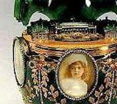 Ovos de Fabergé... joalhria Real