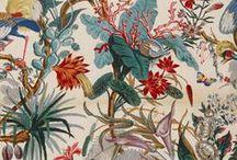 motives pattern and prints / artwork, textiles, fabrics, prints, patterns, motives, decoration, ornaments , fashion