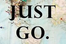 Travel Quotes I ♥ / All of my favorite travel quotes.