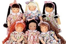 Dolls/Kathe Kruse/Other, Waldorf / by dolores wiley