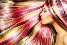 Hair, nail art & make-up