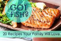 Easy Seafood Recipes For Busy Moms / Quick recipes for moms that love to feed their families nutritious and delicious seafood dishes