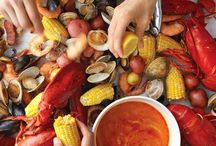 Entertaining Ideas / Ideas to celebrate our family and friends and enjoy healthy seafood