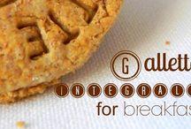 Colazione / Dolci, biscotti e colazioni sane!