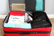 in viaggio: organizzazione valigia ☁✈☁