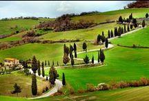 Alla scoperta della Val d'Orcia !!! / I più segreti angoli della Val d'Orcia, quella autentica. I love Toscana