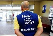 Wally World Day / Oh no Walmart !  I know ! But I still love my WallyWorld... / by Kasey Naves