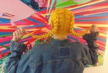 Braids / Our favorite braids—cornrows, crowns, french braids, fishtail braids, messy and neat looks.