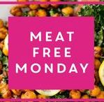 Diets: Meat Free Monday / Recipes for your meat-free day of the week