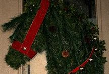 Horse Theme Wreaths / by Rhythm-n-Beads ®