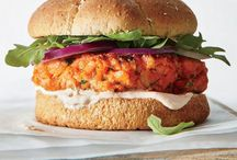 Sammies, Sandwiches, Burgers: Seafood! / Delicious seafood sandwiches everyone will rave about.