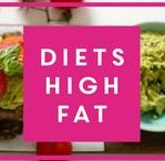 Diets: High fat / Heard of the High Fat Diet? Learn more about the eating plan that seems too good to be true...  The High Fat Diet- developed by nutritionist Zana Morris and health journalist Helen Foster- claims it can help you lose as much as 10lbs in 2 weeks.
