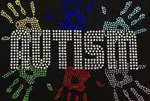 Autism Аутизм / Я нахожусь в середине спектра аутизм. Аутизм колеблется от легкой до тяжелой.