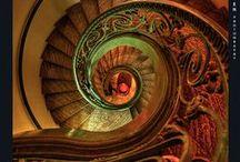 Stairs Лестницы