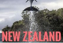 Trip Planning // New Zealand / Inspiration and ideas for a road trip around New Zealand