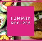 Summer recipes / Planning a BBQ? Here are some recipes to help keep you firmly on that diet bandwagon.