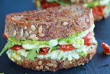 Alimentation - // - Sandwichs & burgers