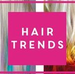 Hair trends: colours, cuts and styles
